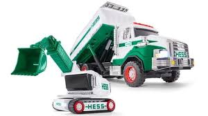 2017 Hess Toy Truck A First Of Its Kind For Company - WFMZ Sold Tested 1995 Chrome Hess Truck Limited Made Not To Public 2003 Toy Commercial Youtube 2014 And Space Cruiser With Scout Video Review Cporation Wikipedia 1994 Rescue Steven Winslow Kerbel Collection Check Out This Amazing Display In Ramsey New Jersey A Happy Birthday For Trucks History Of The On Vimeo The 2016 Truck Is Here Its A Drag Njcom 2006 Helicopter Unboxing Light Show