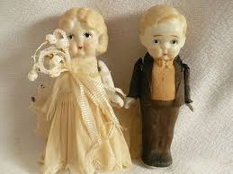 Kewpie Doll Lamp Ebay by 27 Best Dolls Bride U0026 Groom Images On Pinterest Bride Groom