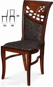holzstuhl stuhl sitz stoff stühle sessel esszimmer büro neu