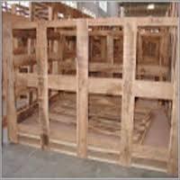 Packaging Open Wooden Crates
