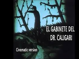 The Cabinet Of Dr Caligari Expressionism Analysis by The Cabinet Of Dr Caligari Robert Wiene 1920 Cinematic