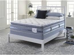 Serta Perfect Sleeper Air Mattress With Headboard by Serta Perfect Sleeper Mattresses Serta Whitleys Bluff Super Pillow