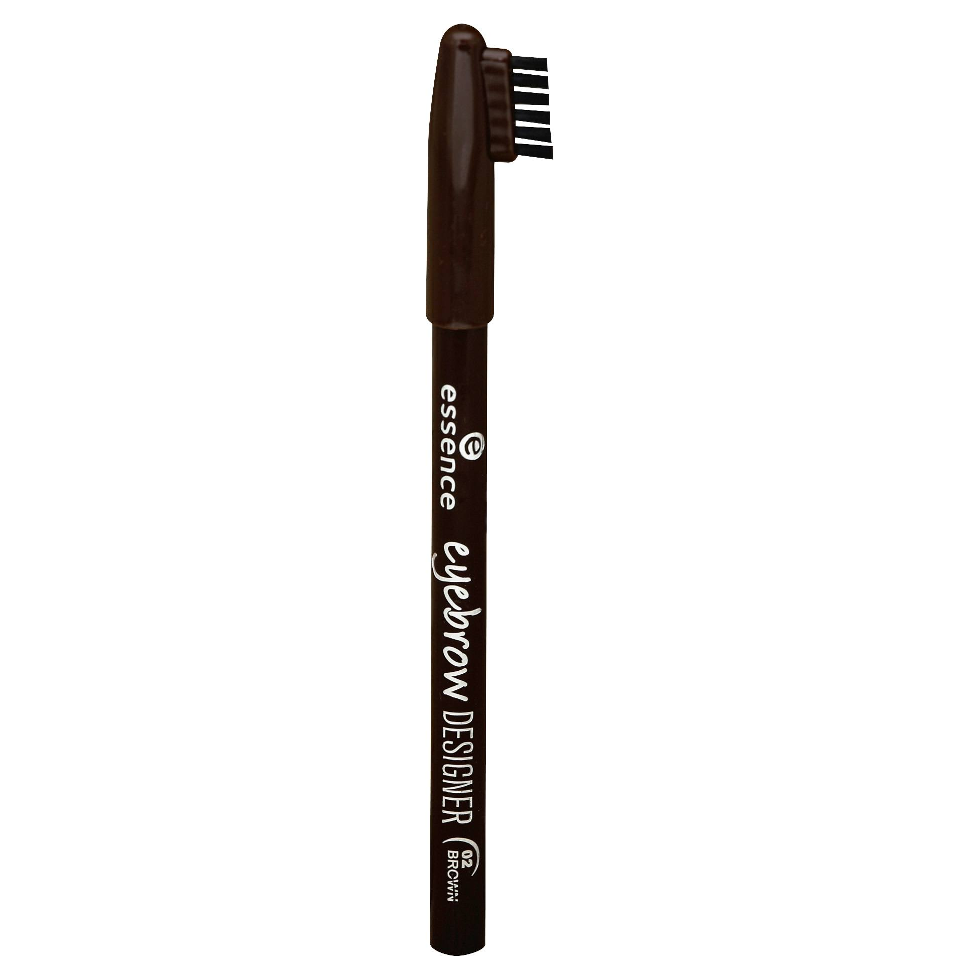 Essence Eyebrow Designer Pencil - 02 Brown