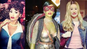Colton Haynes Halloween 2014 by 18 Best Celeb Costumes From Halloween 2014 Youtube