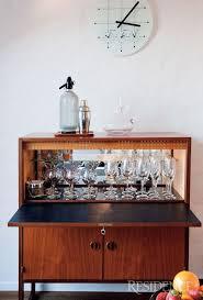 Old school liquor cabinet … Drinks Cabinet Pinterest