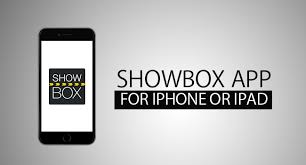 ShowBox for iPad iPhone Download App on iOS Devices