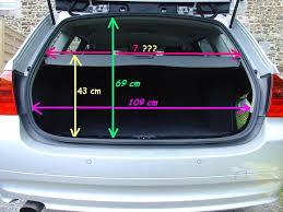 volume coffre mazda 6 capacité coffre bmw serie 1 auto galerij