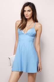 cheap blue skater dress blue dress cami dress skater dress 16