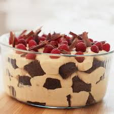 Pumpkin Mousse Trifle Country Living by Amanda U0027s Parties To Go Thanksgiving Desserts Yummy
