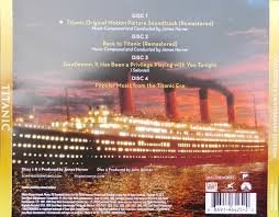 The Sinking James Horner Mp3 by Titanic Original Motion Picture Soundtrack Anniversary Edition