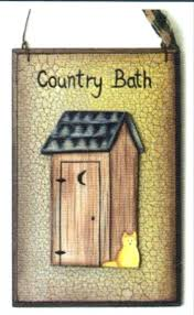 Outhouse Themed Bathroom Accessories by Outhouse Bathroom Accessories Sale Is It Too Tacky For The Decor
