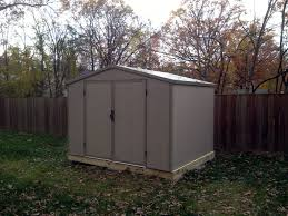 Arrow Storage Sheds Sears by Outdoor Storage Shed Build Or Buy Prefab Archive The Garage