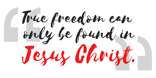 So We Can Enjoy The Freedom That Is In Christ But Doesnt Mean Do Whatever Want Worship As Free People And