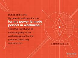 Verse Of The Day 2 Corinthians 129