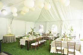 Wedding Reception Tent Decoration Ideas Modern And