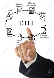 100 Edi Trucking Diagram Of EDI Stock Photo Picture And Royalty Free Image Image
