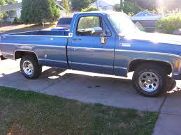 Cades503 1974 Chevrolet Silverado 1500 Regular Cab Specs, Photos ...