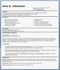 Sample Resume For 2 Years Experience In Software Testing Career Objective Experienced