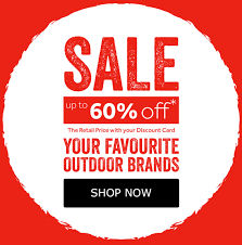 100 Outdoor Brands Go S DONT FORGET Up To 60 Off Our Best Brands