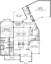 Sunroom Plans Photo by Cheery Corner Sunroom 15682ge Architectural Designs House Plans