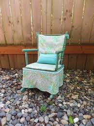 Vintage Upholstered Children's Rocking Chair Aqua Blue Light Green  Childrens Nursery Decor Gift For Child Toddler Rocking Chair Child Rocker Blue Personalised Rocking Chair Ta Miniature Merriment Keyser Keanu Scdinavian Duck Egg Solid Wood Vintage Nursing Aqua Rocking Chair Iasimpsonco Against Blue Wall And White Wooden Door Regal Fniture Ruby Jar Upholstered Childrens Aqua Light Green Nursery Decor Gift For Child Toddler Rocker Amazoncom Summer Waves Pool Lake Ocean Inflatable