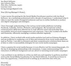 Cover Letter Template Hubspot Coverlettertemplate
