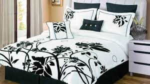 Batman Bed Set Queen by Bedding Set Black Grey And White Bedding Refresh Black And White