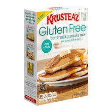 Krusteaz Pumpkin Pancake Mix Where To Buy by Krusteaz Gluten Free Pancake Mix 16 Oz My Brands