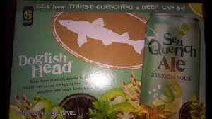 Dogfish Pumpkin Ale 2017 by Trying Sea Quench Ale Beer From Dogfish Head Youtube