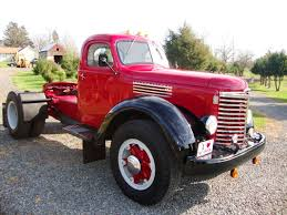 Antique Trucks - Mack