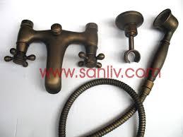 Leaky Bathtub Faucet Handle by How To Repair Or Replace A Leaky Bathtub Faucet Bathtub Shower