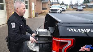 100 Canton Truck Sales Police Testing Ford F150 Pickup Trucks For Its Fleet