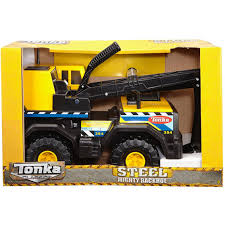 Funrise Tonka Steel Classic Mighty Back Hoe | Cars, Trucks & Planes ... Toy Review Of Tonka Classics Mighty Steel Dump Truck Youtube Toys Shopswell Steel Classics Dump Truck 1874196098 Funrise Fire Buy Online At The Nile Classic Back Hoe Cars Trucks Planes Find More Great Shape For Backhoe Cstruction Wwwkotulas Dozer Mighty Vintage Mighty Tonka Yellow Metal Cstruction Dump Truck Xmb 975 Ford L8000 Or 10 Yard Rental With Largest Also F550 For Ebay