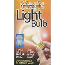 Amazon MMS Magic Light Bulb Trick Toys & Games