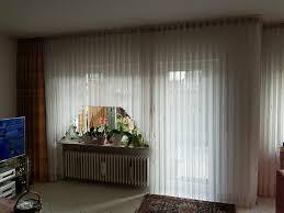 wohnzimmer vorhang gardine schals