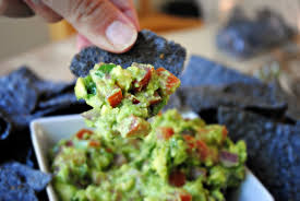 Pumpkin Throwing Up Guacamole by Simply Scratch Restaurant Guacamole Simply Scratch