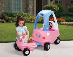 Amazon.com: Little Tikes Princess Cozy Coupe Trailer – (Amazon ... Little Tikes Cozy Truck Pink Princess Children Kid Push Rideon Toy Refresh Buy Online At The Nile 60 Genius Coupe Makeover Ideas This Tiny Blue House Rideon Dark Walmartcom Amazonca Coupemagenta Sweet Girl Riding In The Fairy Mighty Ape Nz Colour Preloved Babies Review Edition Real Mum Reviews Anniversary Bathroom Kitchen