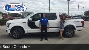 100 Trucks For Sale Orlando TROPICAL FORD 2017 F 150 F250 TRUCKS FOR SALE BEAUTIFUL SOUTH