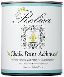 Amazon.com: Chalk Paint Mix By Relica Chalk Paint Powder With Quart ...