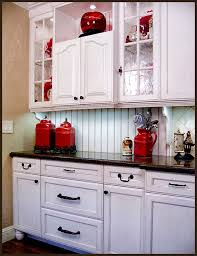 Kitchen Ideas Red Accessories 8