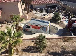 U-Haul Truck Found In Empty Pool In Las Vegas   WSYX