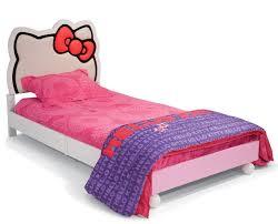 najarian hello kitty youth bedroom hello kitty theme twin size bed