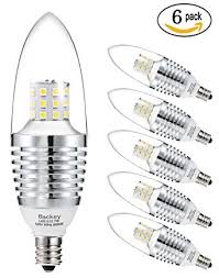 backey e12 led bulbs candelabra led light bulbs 7w 60 watt light
