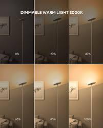 3000k kompatibel mit smart stehleuchte für wohnzimmer