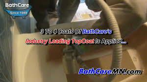 Bathtub Refinishing Minneapolis Mn by Bathcare Bathtub Refinishing Hd Video Mn Twin Cities Youtube