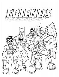 Dc Comics Coloring Pages For Kids And Adults The Most Amazing Along With Lovely