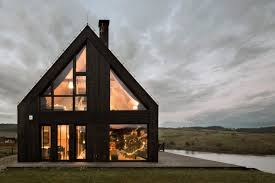 100 Hola Design RIBA On Twitter HOLA Builds Gabled Lakeside Cottage In