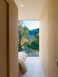 100 Ulnes Box Home Design Hill Viewed From Bedroom By Mork Architects