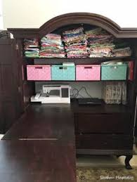 Sewing Cabinet Plans Build by Thanks To Pinterest And Its Wonderfully Crafty Users I Have