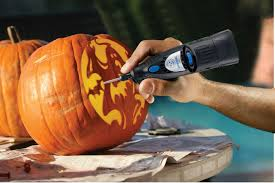 Electric Pumpkin Carving Knife by Dremel 7000 Pk 6 Volt Pumpkin Carving Kit Power Rotary Tools